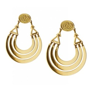 Luxury Gold Earrings