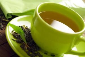 healthy-green-tea-cup-tea-leaves