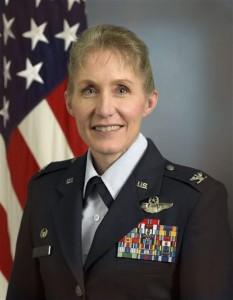 Col. Jeannie Leavitt
