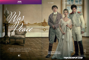 Copyright to War and Peace, BBC