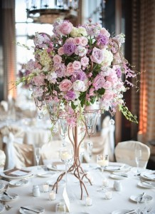 Spring 2017 the year of floral unique wedding centerpiece ideas with flowers wedding cake mightylinksfo