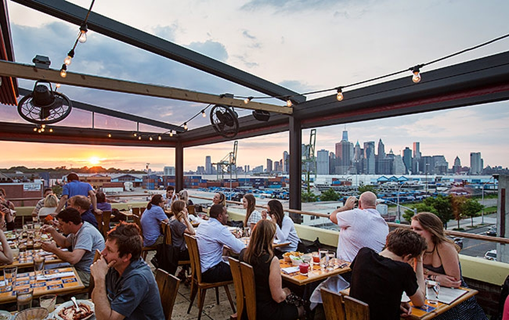 Best Nyc Rooftop Restaurants And Bars