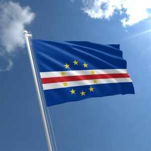 cape verde blog flag